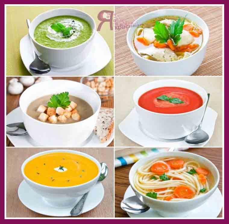 Рецепты блюд правильного питания